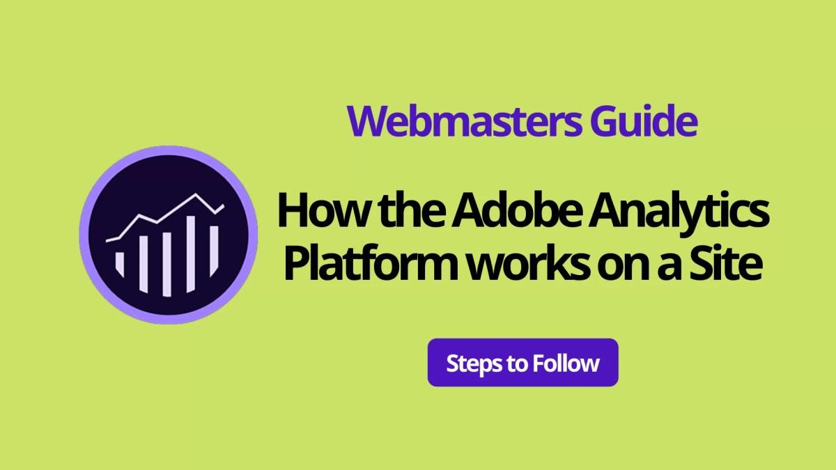 How does the Adobe Analytics Platform work?