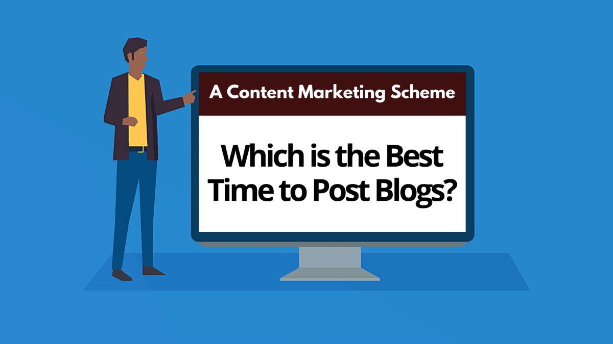 Which is the Best Time to Post Blogs?