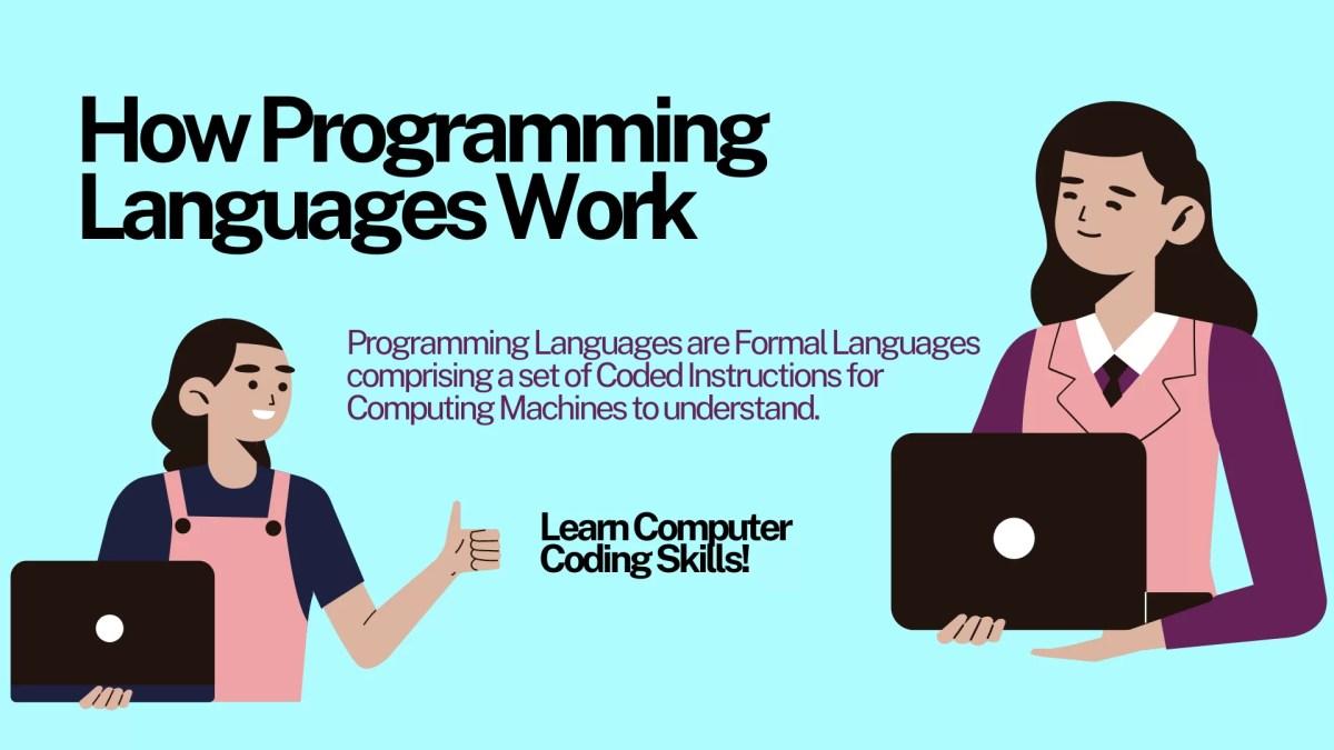 How Programming Languages Work