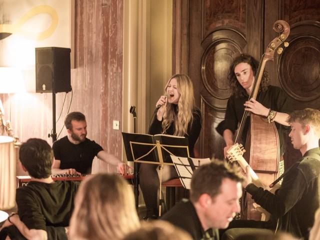 Royal Academy of Art - Jazz Quartet