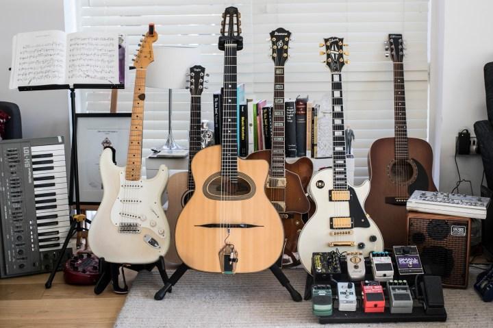 Guitar Lessons Central London