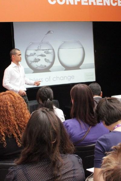 Joseph Liu Speaking- MarketingWeek Live copy