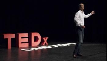 Joseph Liu, TEDx Cardiff