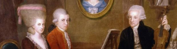 Mozarts at the Keyboard