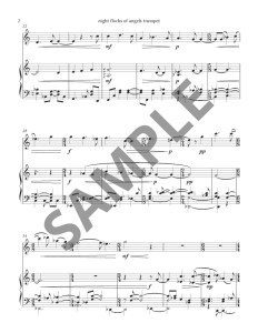 night flocks of angels trumpet p. 2