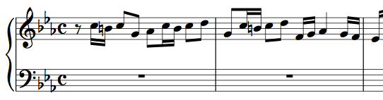 Bach_Fugue_BWV_847_Subject