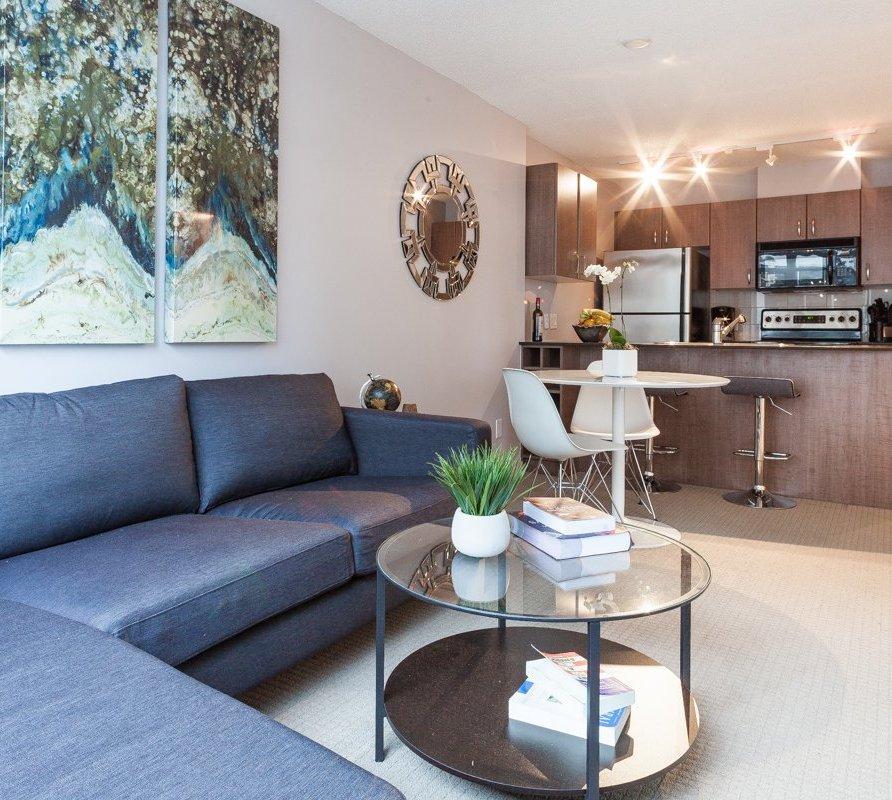 Vancouver Luxury Condos: Downtown Vancouver Luxury Condo