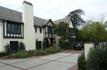 Tudor Style, Mayors Residence