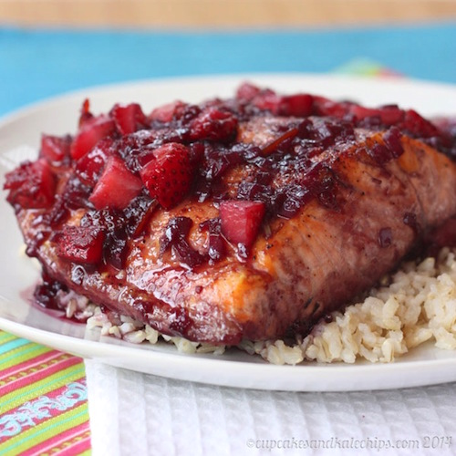 Strawberry-Red-WIne-Glazed-Salmon-3