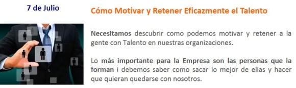 motivar y retener el talento
