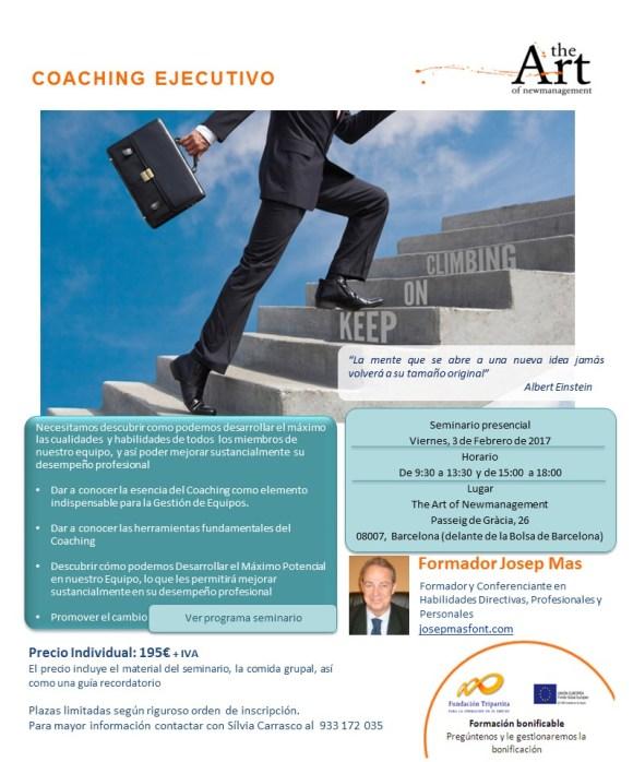 Coaching Ejecutivo 2017
