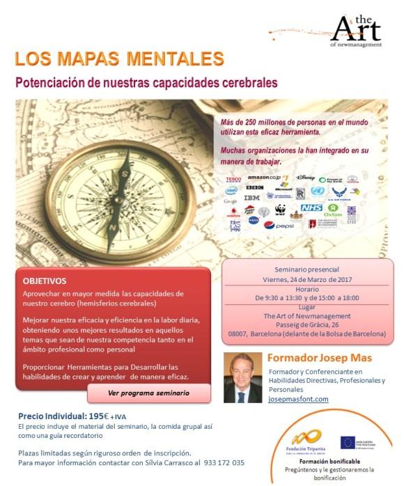 MAPAS MENTALES 2017