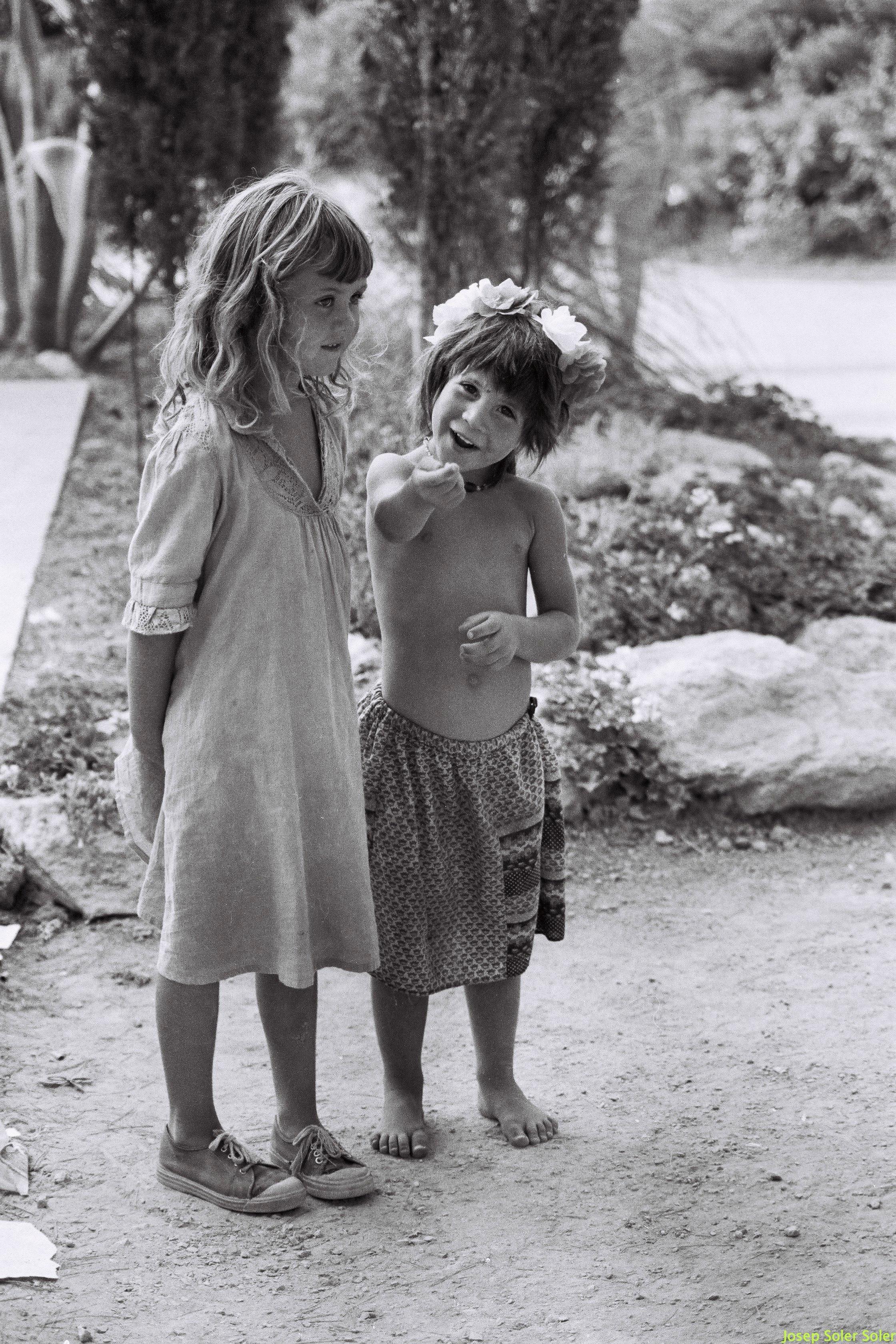 Hippies en la ibiza de los a os 70 80 josep soler soler - Hippies anos 70 ...