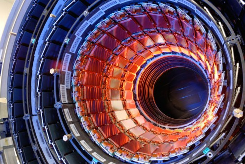 Large Hadron Collider 02