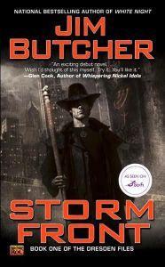 Jim Butcher - Frente de Tormenta