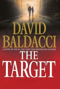 The Target, Book Cover