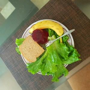 Sandwich de jamon