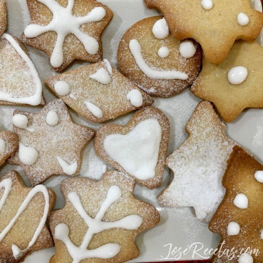 galletas de josé recetas