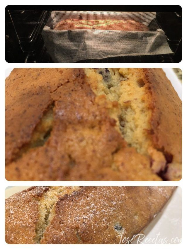 pasos plum cake