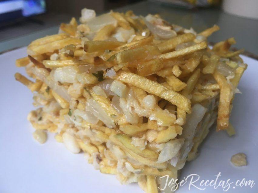 bacalao dorado josé recetas