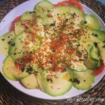 carpaccio vegano de jose recetas