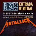 Metallica clausurará la Blizzcon 2014
