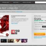 Dragon Age: Origins Gratis hasta el 14 de Octubre
