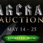 Subastan objetos de la película Warcraft