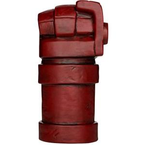 Hucha puño de Hellboy