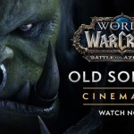 Old Soldier, una nueva cinemática de  World of Warcraft