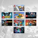 Juegos LEGO en oferta
