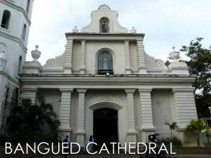 Picture of Bangued Cathedral