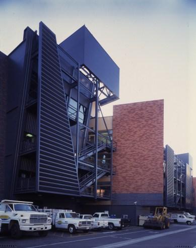 Jones; Partners: Architecture; UCLA'sChiller Plant