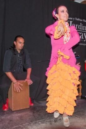 Andalusia - Granada Flamenco Dancers.
