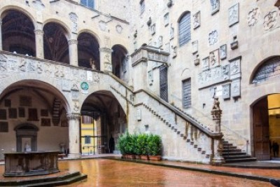 Thuscany - Florence. The Bargello.