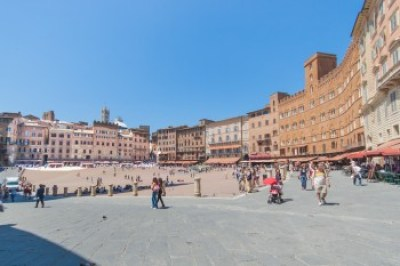 Tuscany - Siena Piazza del Campo