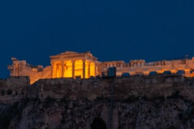 Greece - Athens. The Acropolis.