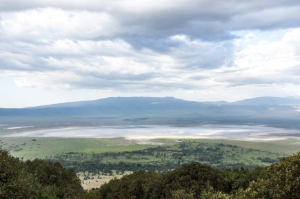 Ngorongoro Crater dawn