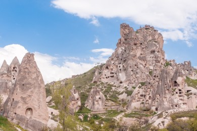 Turkey - Cappadocia cliff city
