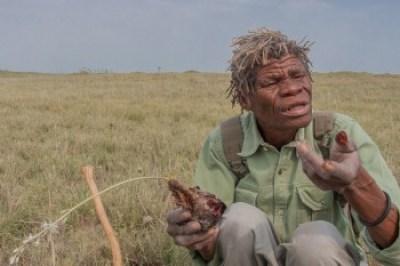 Botswana - Kalahari Bushman.