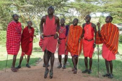 Kenya - Mara Porini Staff