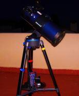 Mi telescopio