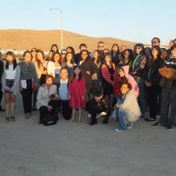 Group that went to La Paz