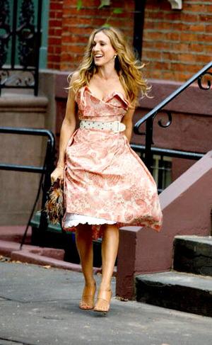 Sarah Jessica Parker<br />