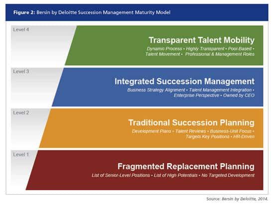 Succession Maturity Model