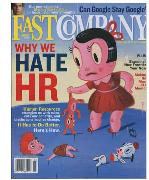 Why We Hate HR