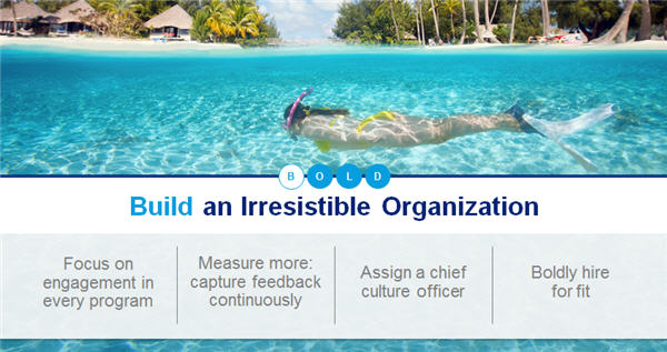 Build the Irresistible Organization