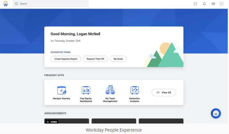 workday people experience