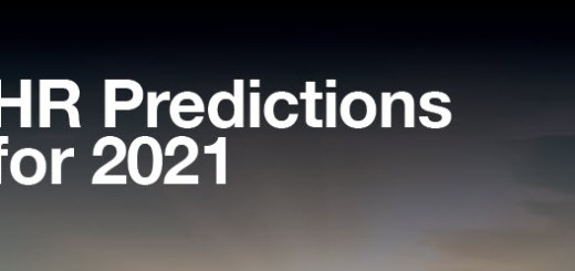HR Predictions 2021