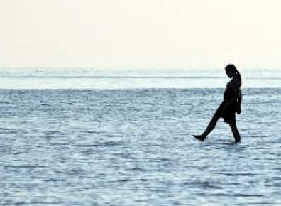walkingonwater